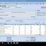Hạch toán mua nguyên vật liệu về nhập kho trên phần mềm Misa