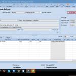 Hạch toán mua dịch vụ cho bộ phận quản lý trên Misa