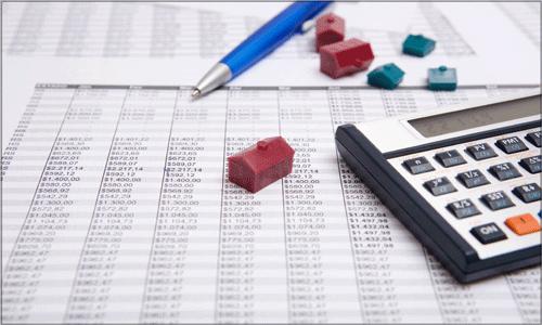 Cách lập bảng cân đối kế toán phần tài sản