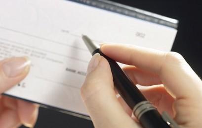 Cách viết giấy ủy nhiệm chi