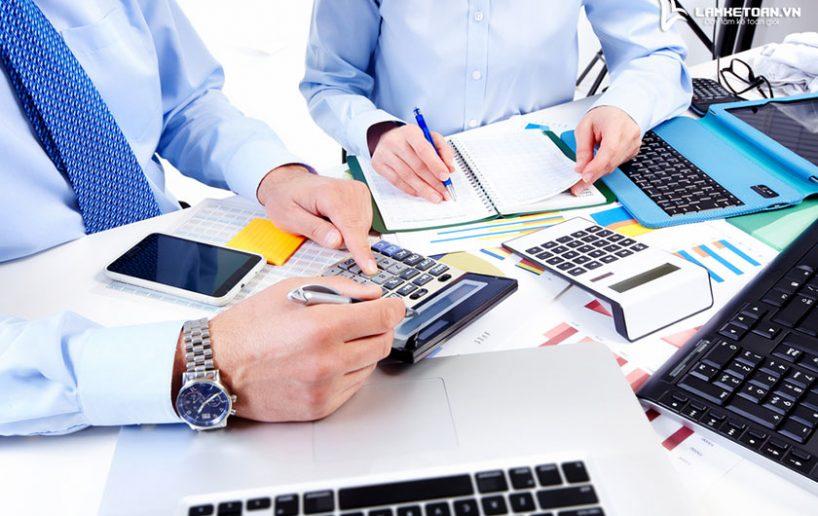 Dịch vụ kế toán thuế trọn gói giá rẻ tại TPHCM