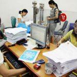 Hồ sơ chuẩn bị cho việc quyết toán thuế