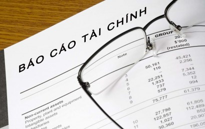 Báo cáo tài chính gồm những gì theo chế độ kế toán hiện hành