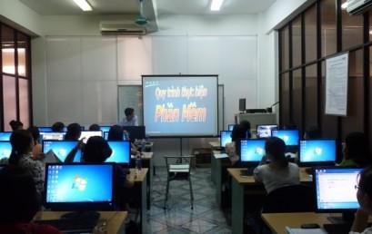 Trung tâm đào tạo kế toán tại Cầu Giấy Hà Nội