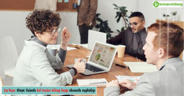 hướng dẫn tự học thực hành kế toán tổng hợp online