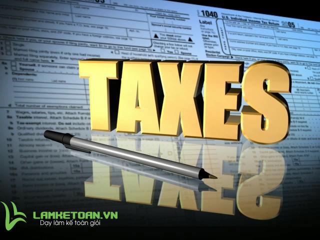 Tài liệu Tự học kế toán thuế hiệu quả