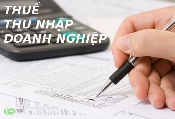 Tạm tính và quyết toán thuế thu nhập doanh nghiệp