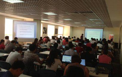Lớp học kế toán tập trung tại trung tâm Lamketoan.vn