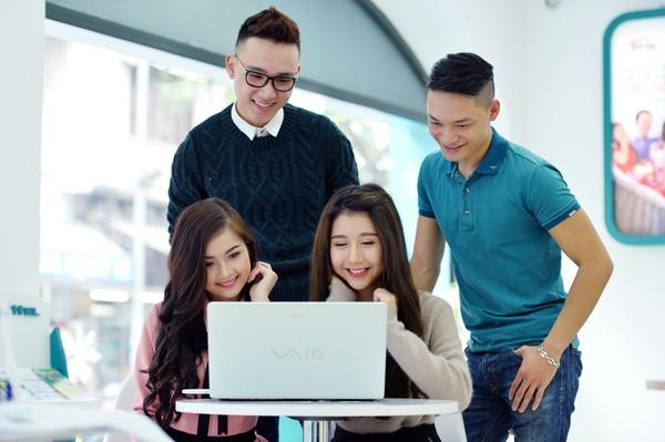 Học thực hành kế toán online theo lớp học trực tuyến, nhiều người cũng học