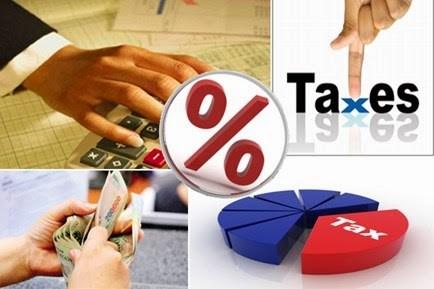 Tỷ lệ thuế thu nhập cá nhân chịu ấn định phân phối