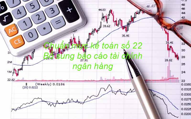 Chuẩn mực kế toán số 22: Trình bày bổ sung BCTC của ngân hàng