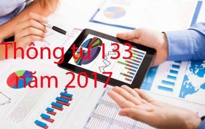 Chế độ kế toán doanh nghiệp vừa và nhỏ theo Thông tư 133