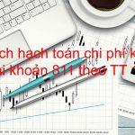Hạch toán chi phí khác tài khoản 811