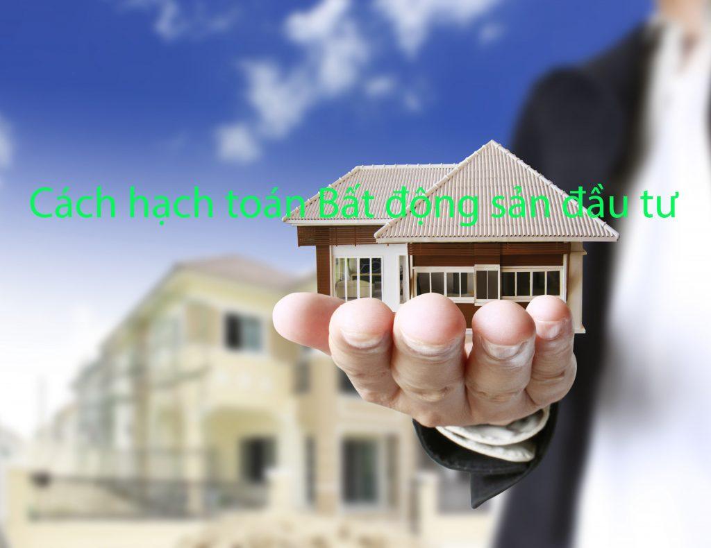 Tài khoản 217 bất động sản đầu tư