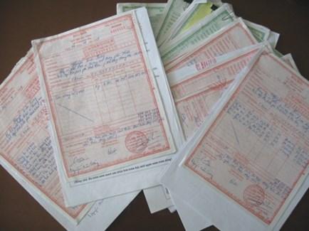 Doanh nghiệp hủy hết các hóa đơn chưa sử dụng
