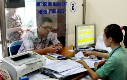 Mức đóng bảo hiểm xã hội năm 2017: BHXH, BHYT, BHTN, KPCĐ