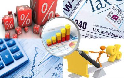 Bài tập kế toán tài chính 1 – Hạch toán thuế và các khoản phải nộp ngân sách – TK 333