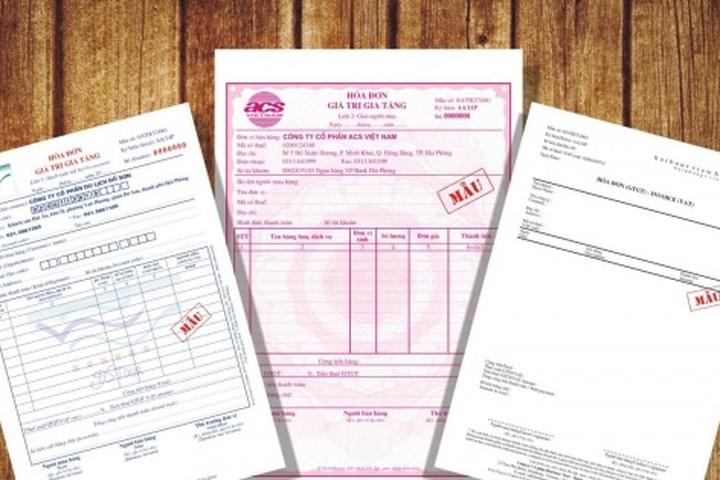 Xử lí hóa đơn sử dụng trước khi thông báo phát hành
