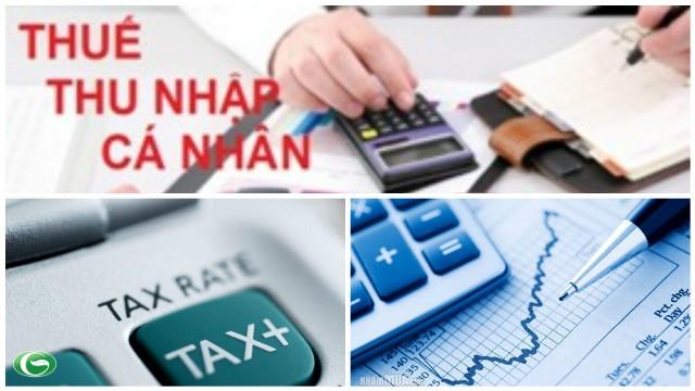 Cách tính thuế tncn từ tiền lương, tiền công phải nộp mới nhất