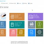 Hướng dẫn sử dụng phần mềm kế toán Dtsoft trong đơn vị HCSN có thu 2018