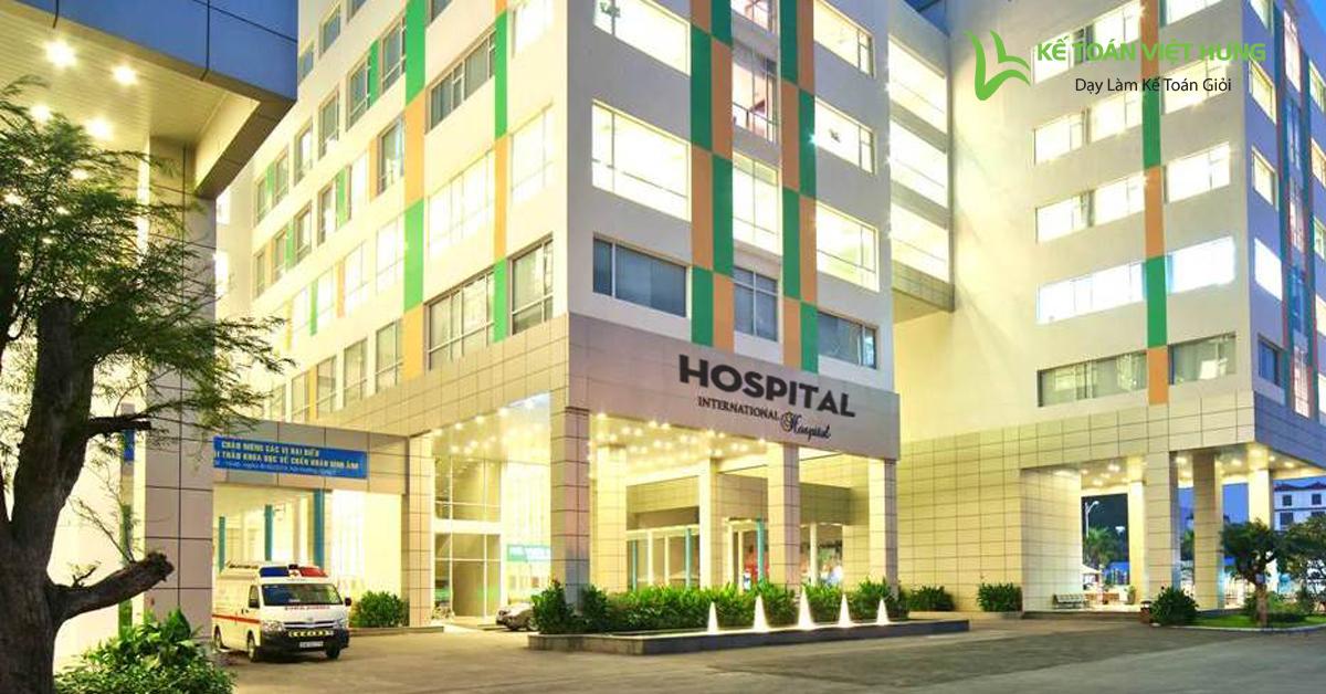 kế toán bệnh viện tư nhân
