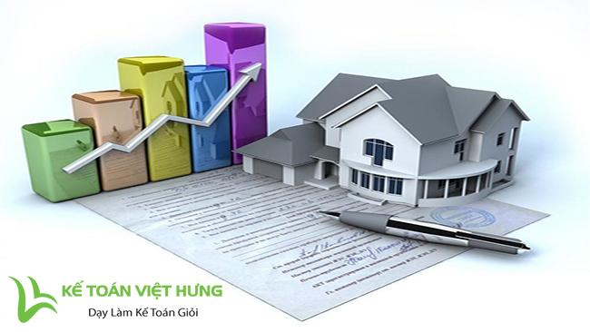 định khoản thanh lý tài sản cố định