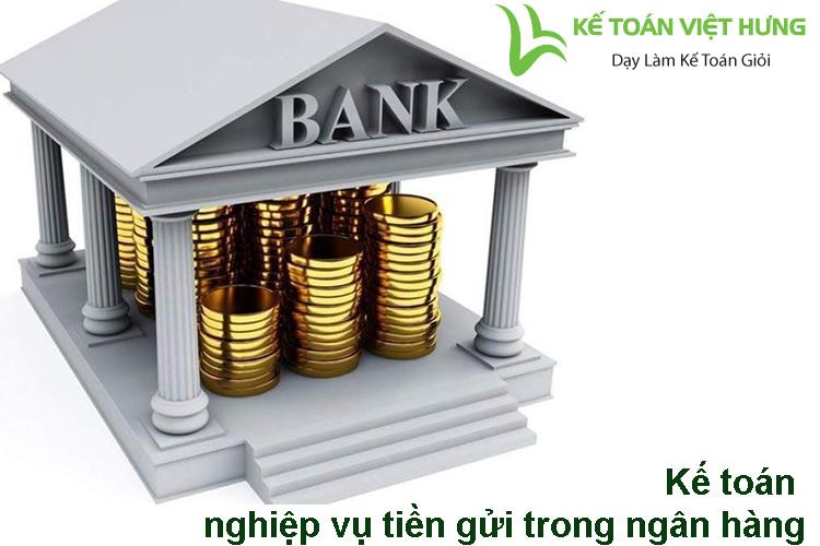 Nghiệp vụ tiền gửi trong ngân hàng