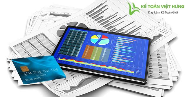 làm báo cáo tài chính vay vốn ngân hàng