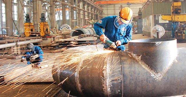 kế toán công ty sản xuất cơ khí