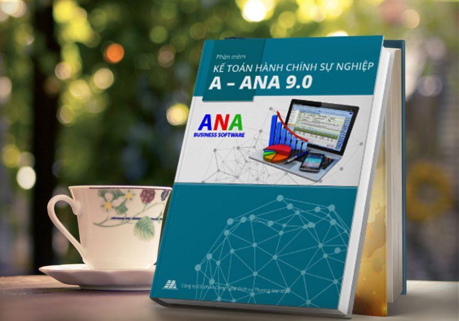 Phần mềm kế toán hành chính sự nghiệp A-ANA - HCSN